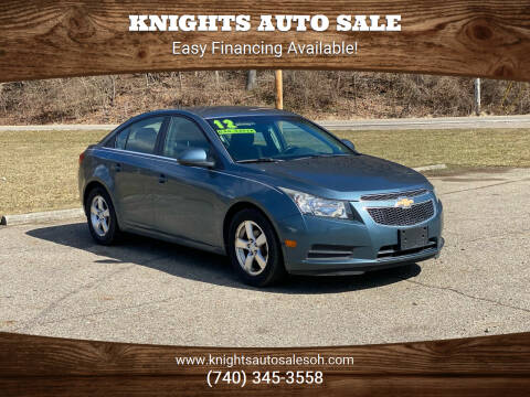 2012 Chevrolet Cruze for sale at Knights Auto Sale in Newark OH
