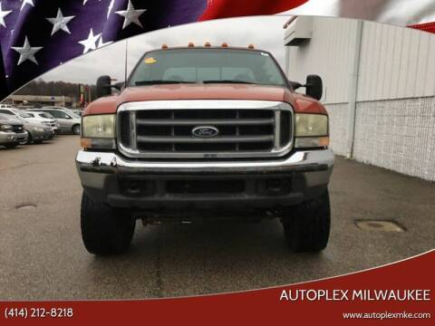 2000 Ford F-250 Super Duty for sale at Autoplex in Milwaukee WI