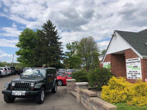 2010 Jeep Wrangler Unlimited for sale at Direct Sales & Leasing in Youngstown OH