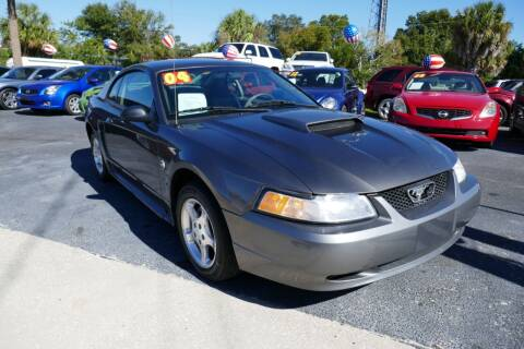 2004 Ford Mustang for sale at J Linn Motors in Clearwater FL