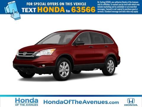 2011 Honda CR-V for sale at Honda of The Avenues in Jacksonville FL