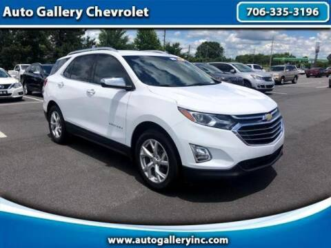 2018 Chevrolet Equinox for sale at Auto Gallery Chevrolet in Commerce GA