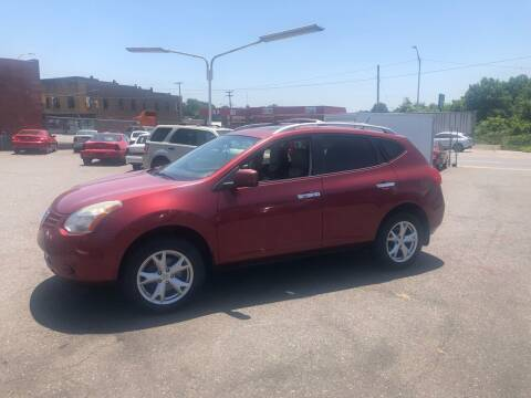 2010 Nissan Rogue for sale at LINDER'S AUTO SALES in Gastonia NC