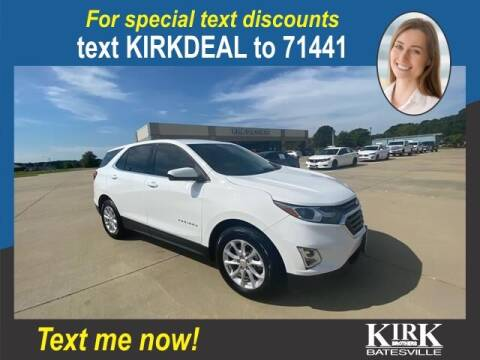 2018 Chevrolet Equinox for sale at Kirk Brothers Batesville in Batesville MS