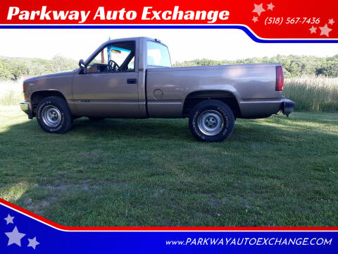 1994 Chevrolet C/K 1500 Series for sale at Parkway Auto Exchange in Elizaville NY
