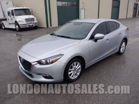 2017 Mazda MAZDA3 for sale at London Auto Sales LLC in London KY