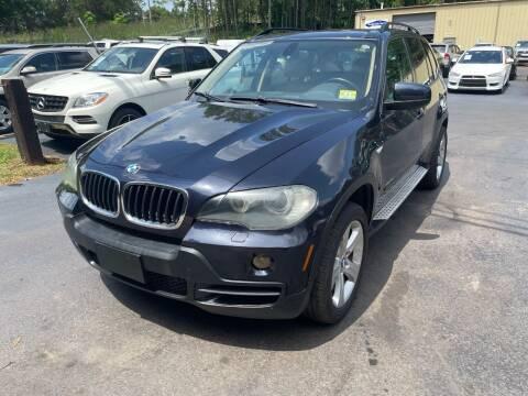 2009 BMW X5 for sale at GEORGIA AUTO DEALER, LLC in Buford GA