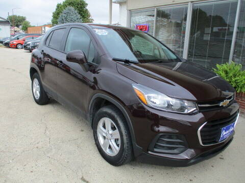 2020 Chevrolet Trax for sale at Choice Auto in Carroll IA