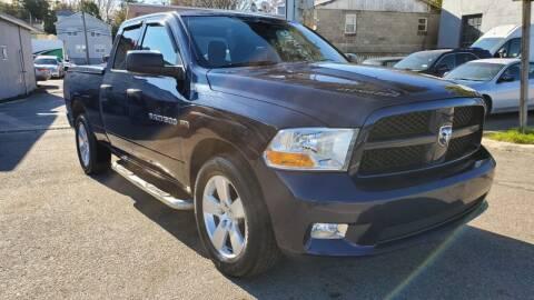2012 RAM Ram Pickup 1500 for sale at MFT Auction in Lodi NJ