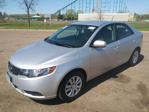 2011 Kia Forte for sale at WB Auto Sales LLC in Barnum MN