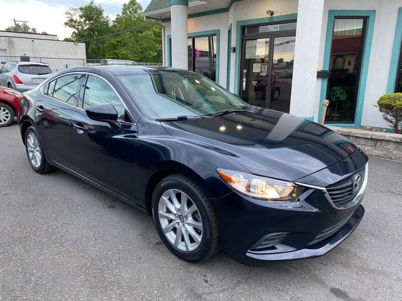 2016 Mazda MAZDA6 for sale at Autopike in Levittown PA