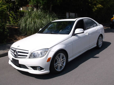 2008 Mercedes-Benz C-Class for sale at Eastside Motor Company in Kirkland WA