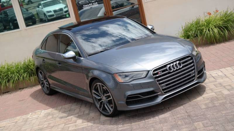 2015 Audi S3 for sale at Cars-KC LLC in Overland Park KS