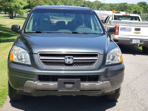 2004 Honda Pilot for sale at Speed Auto Mall in Greensboro NC