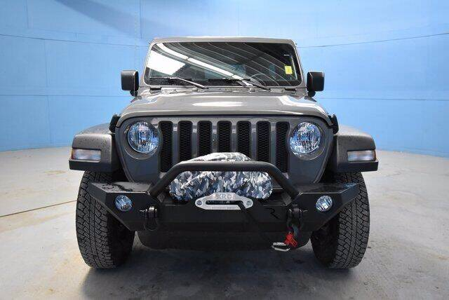2018 Jeep Wrangler Unlimited for sale in Boonville, IN