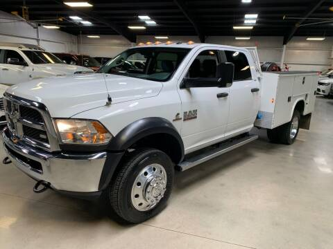 2016 RAM Ram Chassis 5500 for sale at Diesel Of Houston in Houston TX