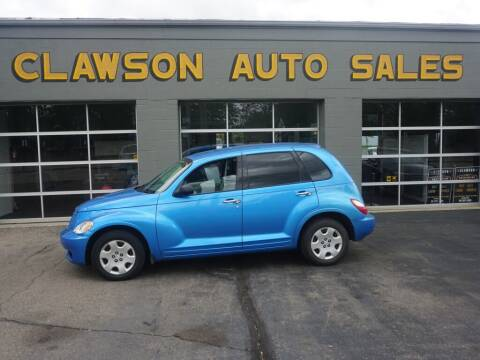2008 Chrysler PT Cruiser for sale at Clawson Auto Sales in Clawson MI