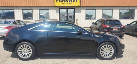 2011 Cadillac CTS for sale at Parkway Motors in Springfield IL