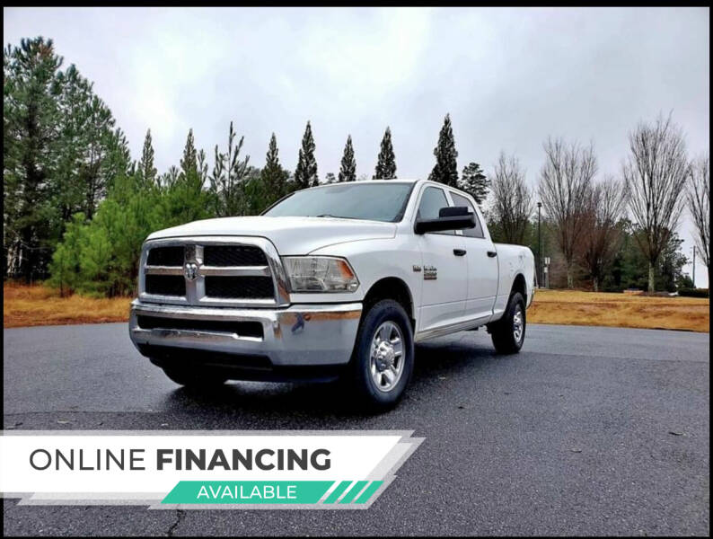 2015 RAM Ram Pickup 2500 for sale at Paramount Autosport in Kennesaw GA