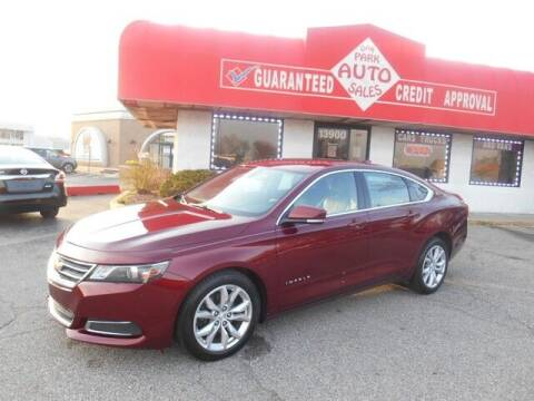 2016 Chevrolet Impala for sale at Oak Park Auto Sales in Oak Park MI