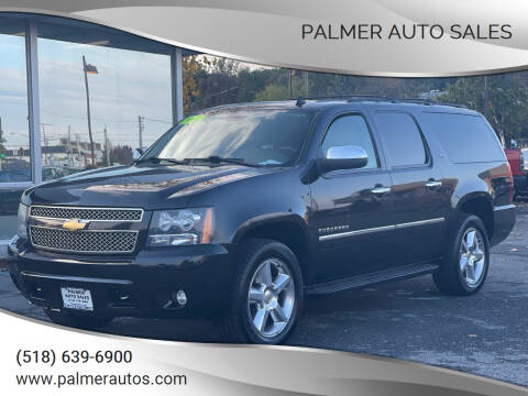 2011 Chevrolet Suburban for sale at Palmer Auto Sales in Menands NY