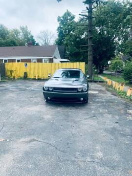 2012 Dodge Challenger for sale at NewRides LLC in Indianapolis IN