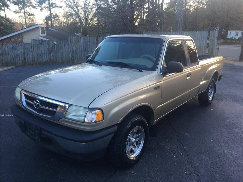 2002 Mazda Truck for sale at Deme Motors in Raleigh NC