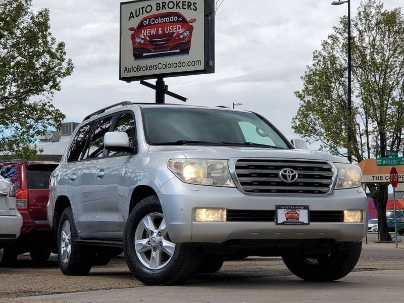 2011 Toyota Land Cruiser for sale in Englewood, CO