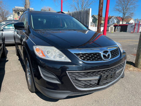 2012 Mazda CX-9 for sale at GRAND USED CARS  INC in Little Ferry NJ