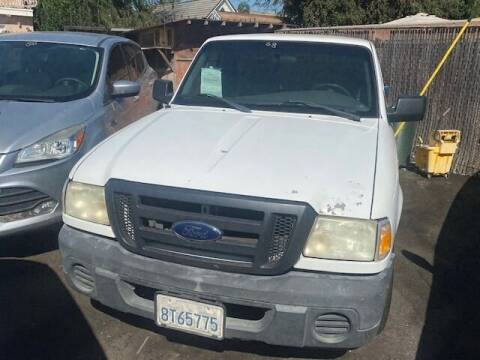 2009 Ford Ranger for sale at Affordable Auto Inc. in Pico Rivera CA