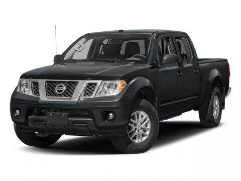 2017 Nissan Frontier for sale at DeluxeNJ.com in Linden NJ