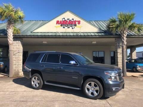 2019 Chevrolet Tahoe for sale at Rabeaux's Auto Sales in Lafayette LA
