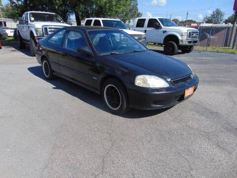 2000 Honda Civic for sale at Ratchet Motorsports in Gibsonton FL