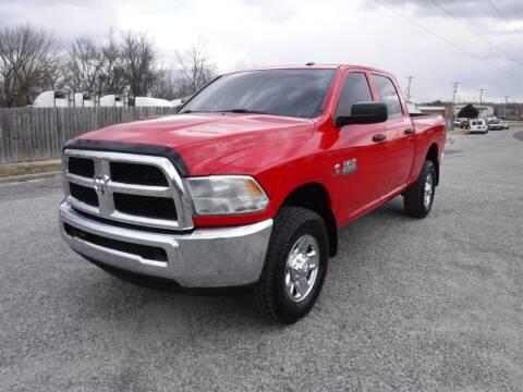 2016 RAM Ram Pickup 2500 for sale at Memphis Truck Exchange in Memphis TN