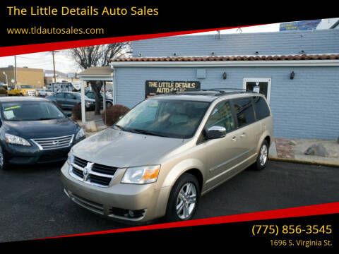 2008 Dodge Grand Caravan for sale at The Little Details Auto Sales in Reno NV