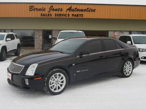 2006 Cadillac STS-V for sale at Bernie Jones Auto in Cambridge NE