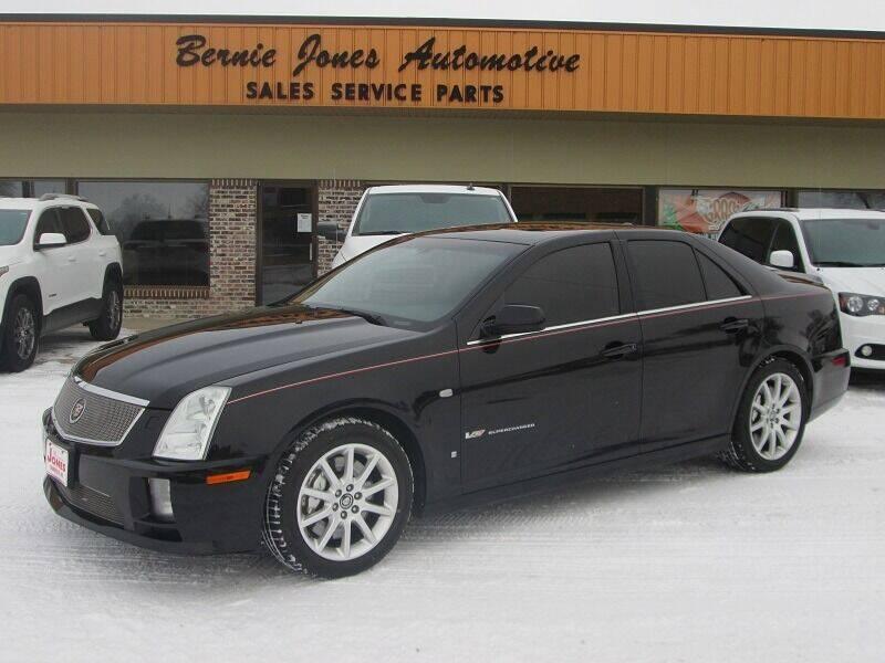 2006 Cadillac STS-V for sale at Bernie Jones Auto in Cambridge NE