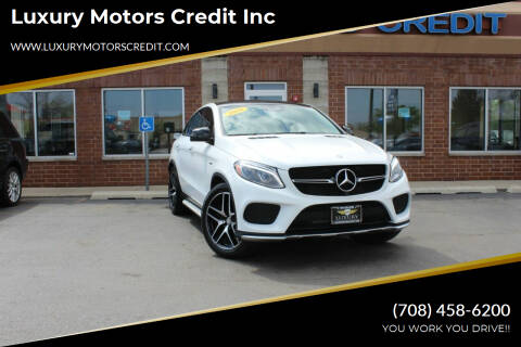2016 Mercedes-Benz GLE for sale at Luxury Motors Credit Inc in Bridgeview IL