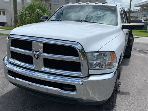 2016 RAM Ram Chassis 3500 for sale at Consumer Auto Credit in Tampa FL