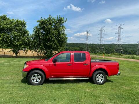 2010 Nissan Frontier for sale at Tennessee Valley Wholesale Autos LLC in Huntsville AL