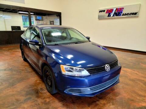 2012 Volkswagen Jetta for sale at Driveline LLC in Jacksonville FL