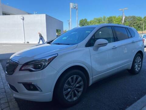 2018 Buick Envision for sale at Southern Auto Solutions-Jim Ellis Volkswagen Atlan in Marietta GA