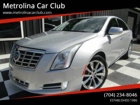 2014 Cadillac XTS for sale at Metrolina Car Club in Matthews NC