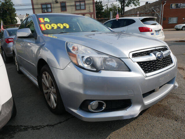 2014 Subaru Legacy for sale at MICHAEL ANTHONY AUTO SALES in Plainfield NJ