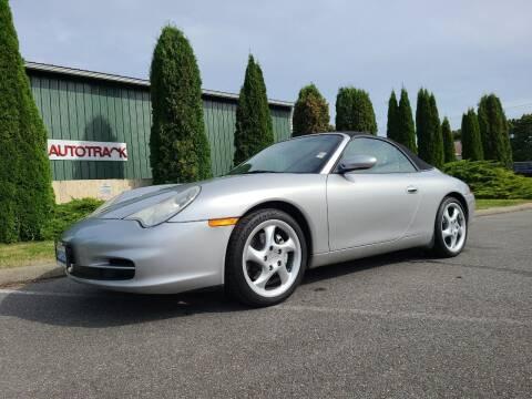 2003 Porsche 911 for sale at AUTOTRACK INC in Mount Vernon WA