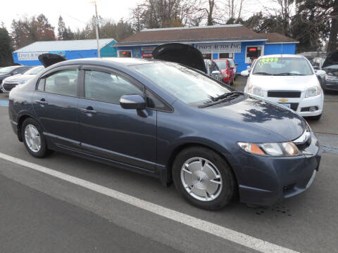 2010 Honda Civic for sale at Lino's Autos Inc in Vancouver WA