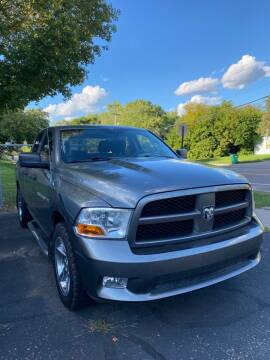 2012 RAM Ram Pickup 1500 for sale at Chinos Auto Sales in Crystal MN