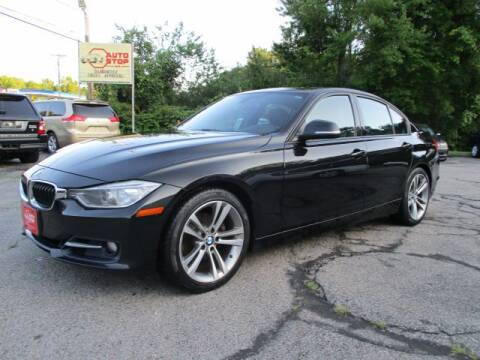 2012 BMW 3 Series for sale at AUTO STOP INC. in Pelham NH