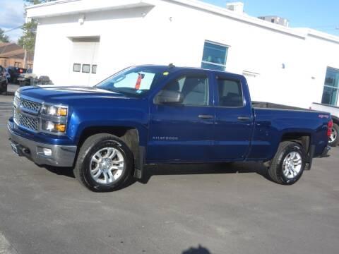 2014 Chevrolet Silverado 1500 for sale at Price Auto Sales 2 in Concord NH