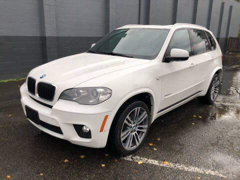 2013 BMW X5 for sale at APX Auto Brokers in Lynnwood WA